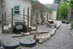 Burlington Little School Toddler Play Area